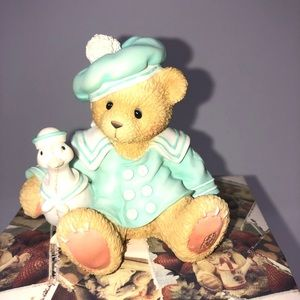 Cherished Teddies 476714 1998 Cole